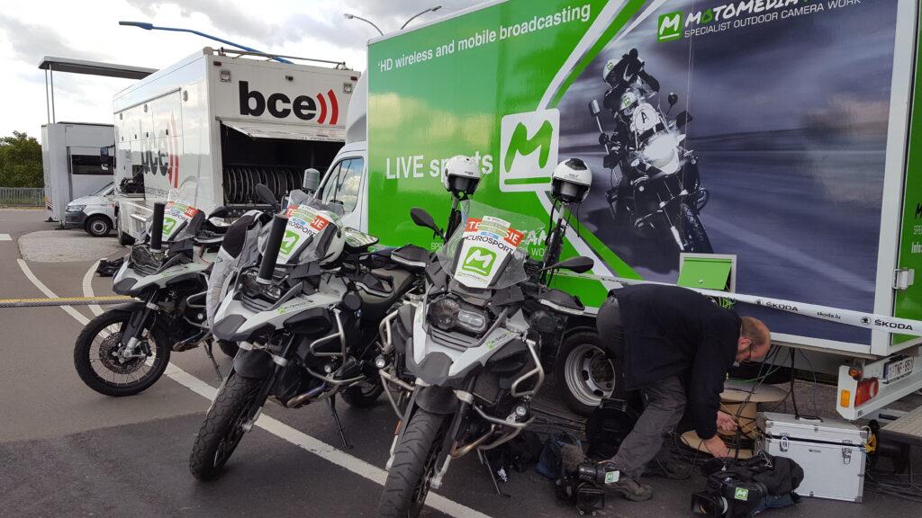 BCE RTL Luxembourg Motomediateam