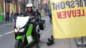 ROBTv Leuven Motomediateam